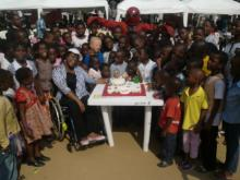Oginigba Community Children's Party & Outreach picture