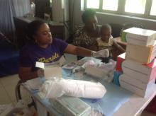 Malaria testing and treatment (Ministry of Health Booster Program)