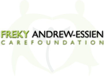 Freky Andrew-Essien Care Foundation Logo